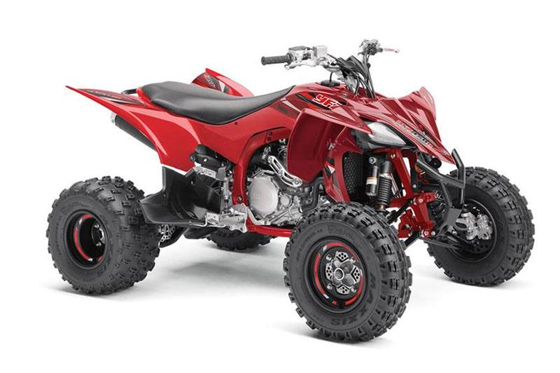 2019 Yamaha YFZ450R SE in Centralia, Washington