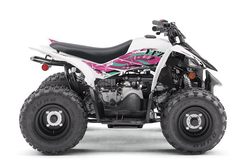 2019 Yamaha YFZ50 in Merced, California - Photo 1