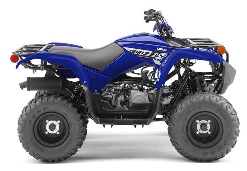 2019 Yamaha Grizzly 90 in Danbury, Connecticut