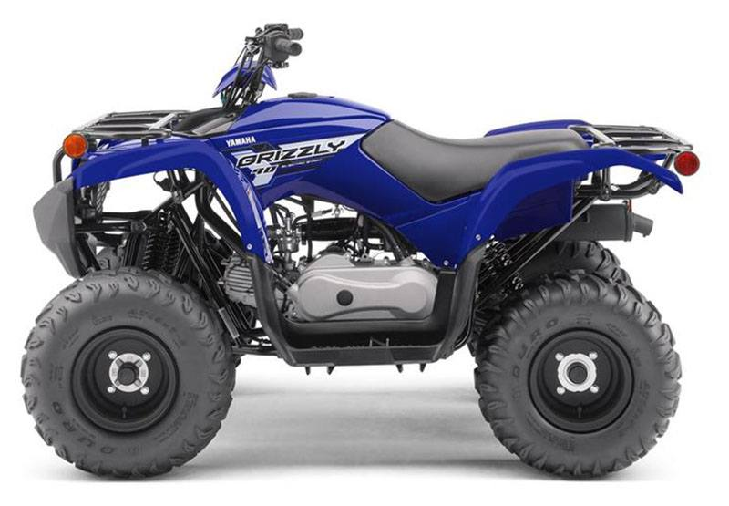 2019 Yamaha Grizzly 90 in Modesto, California - Photo 2