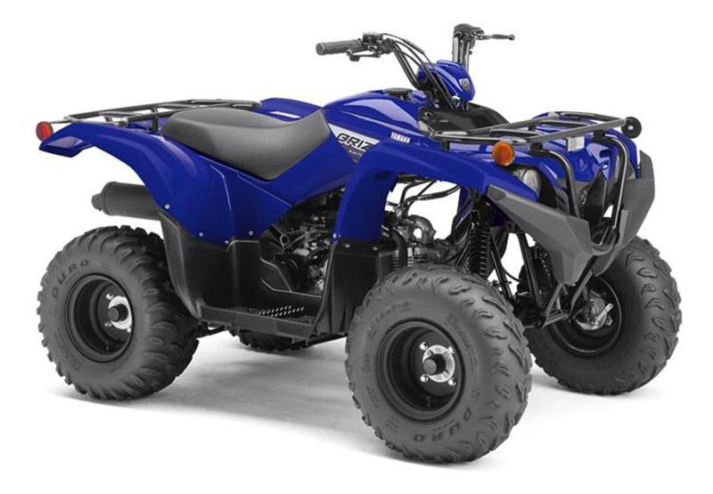 2019 Yamaha Grizzly 90 in Missoula, Montana - Photo 3