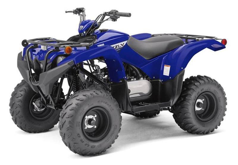 2019 Yamaha Grizzly 90 in Union Grove, Wisconsin