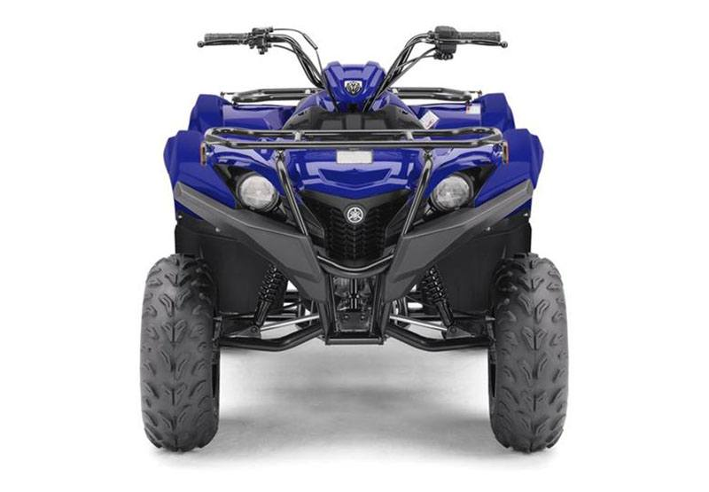 2019 Yamaha Grizzly 90 in Brewton, Alabama - Photo 5