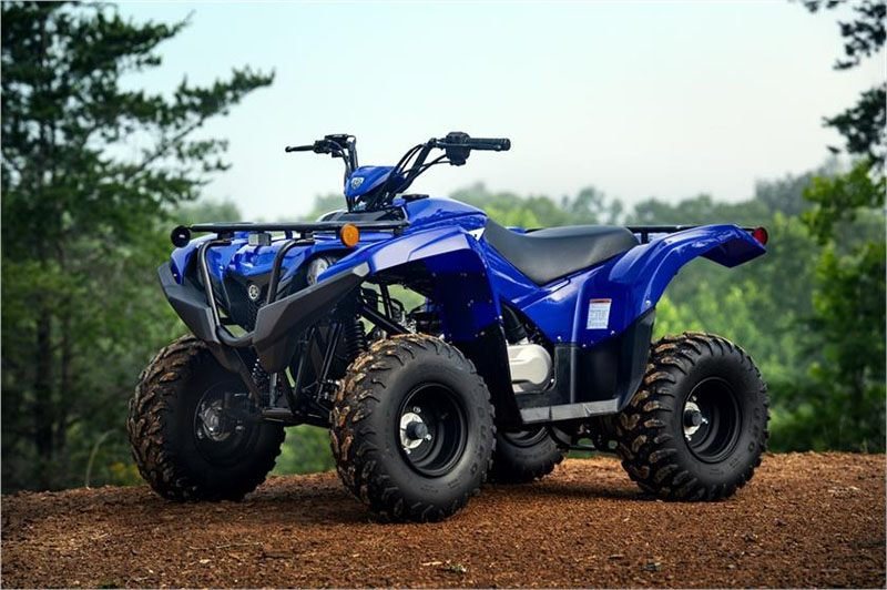 2019 Yamaha Grizzly 90 in Santa Maria, California