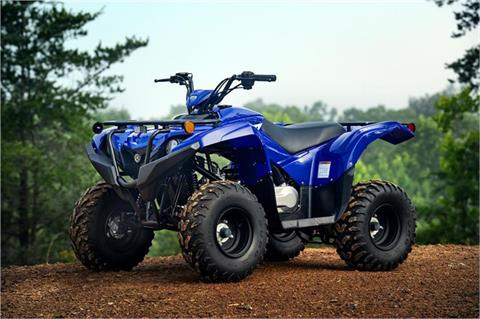 2019 Yamaha Grizzly 90 in Brenham, Texas
