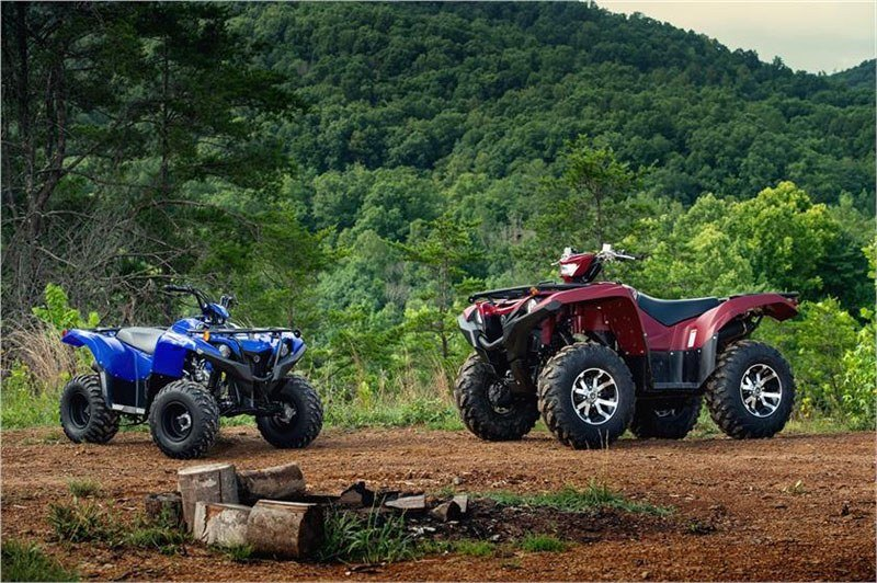 2019 Yamaha Grizzly 90 in Riverdale, Utah - Photo 8