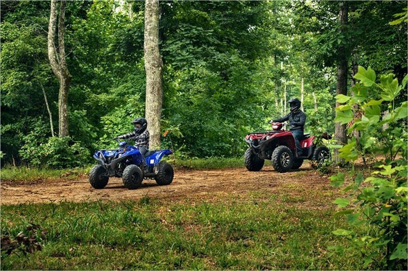 2019 Yamaha Grizzly 90 in Missoula, Montana - Photo 11