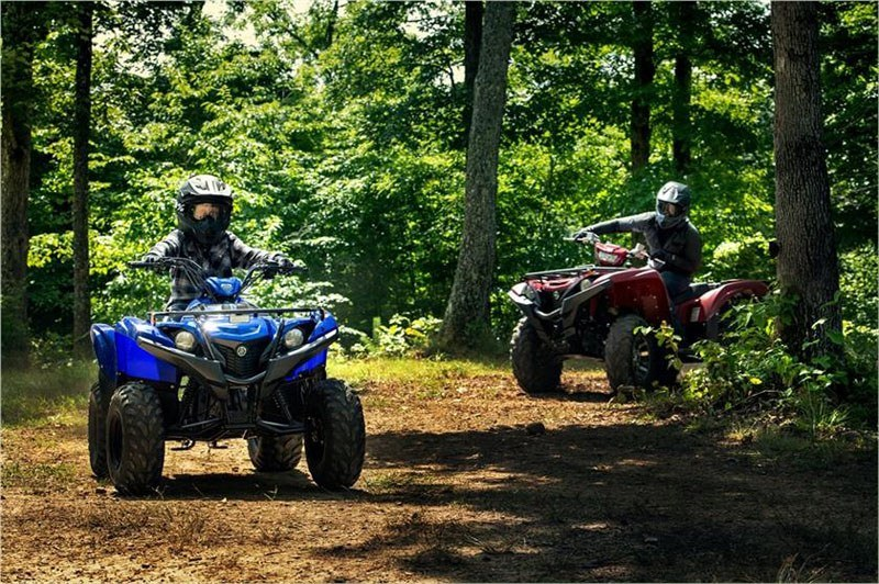 2019 Yamaha Grizzly 90 in Sandpoint, Idaho - Photo 17