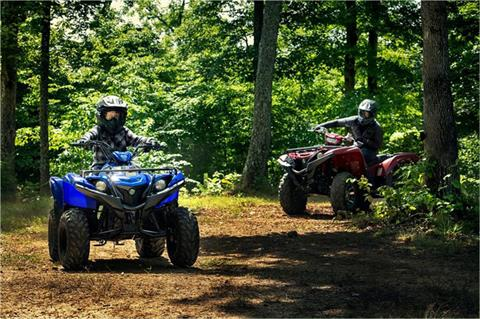 2019 Yamaha Grizzly 90 in Coloma, Michigan - Photo 13