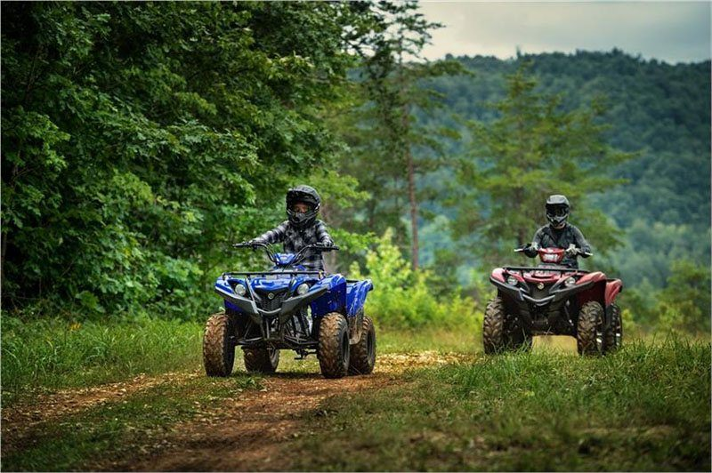 2019 Yamaha Grizzly 90 in Janesville, Wisconsin - Photo 14