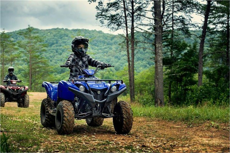 2019 Yamaha Grizzly 90 in Belle Plaine, Minnesota