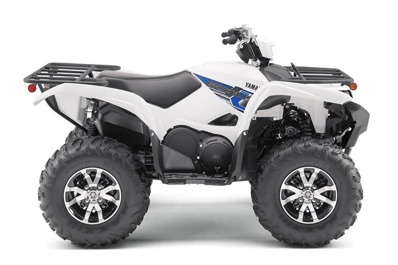 2019 Yamaha Grizzly EPS in Canton, Ohio
