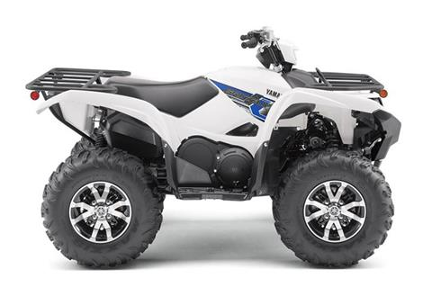 2019 Yamaha Grizzly EPS in Lakeport, California