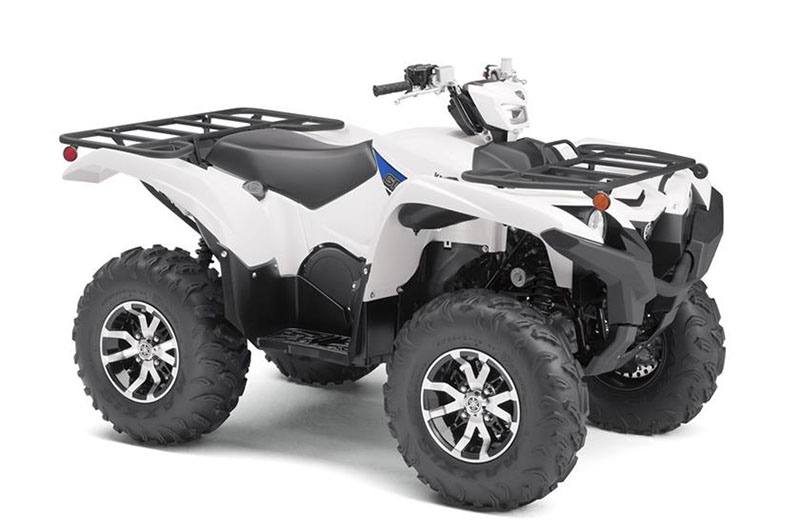 2019 Yamaha Grizzly EPS in Merced, California