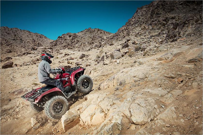2019 Yamaha Grizzly EPS in Billings, Montana