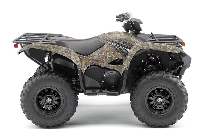 2019 Yamaha Grizzly EPS in Billings, Montana - Photo 1