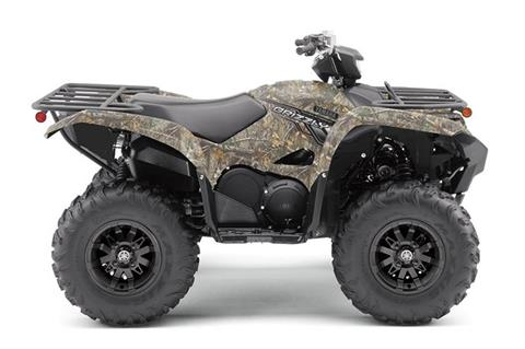 2019 Yamaha Grizzly EPS in Meridian, Idaho