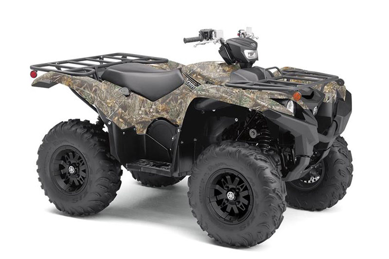 2019 Yamaha Grizzly EPS in Mount Vernon, Ohio