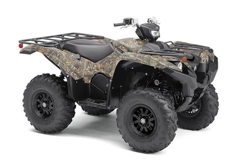 2019 Yamaha Grizzly EPS in Albemarle, North Carolina