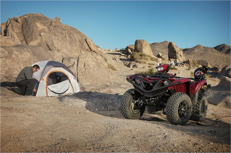 2019 Yamaha Grizzly EPS in Port Washington, Wisconsin