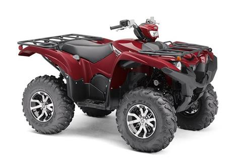 2019 Yamaha Grizzly EPS in Tamworth, New Hampshire
