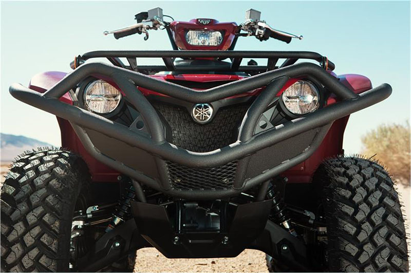2019 Yamaha Grizzly EPS in Moline, Illinois