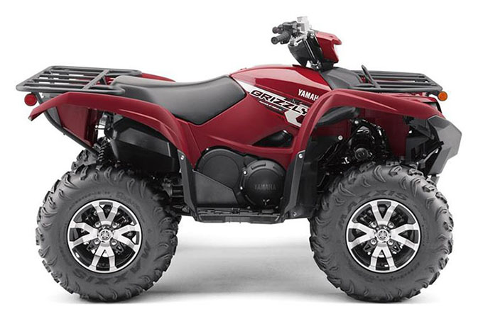 2019 Yamaha Grizzly EPS in Sacramento, California - Photo 3