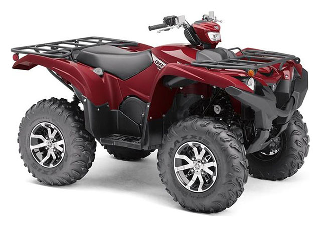 2019 Yamaha Grizzly EPS in Sacramento, California - Photo 2