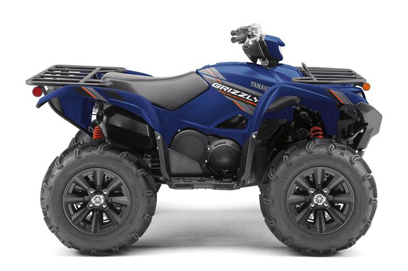 New 2019 Yamaha Grizzly EPS SE ATVs in Greenville, SC