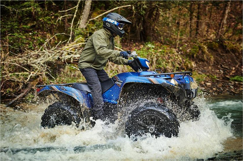 2019 Yamaha Grizzly EPS SE in Allen, Texas