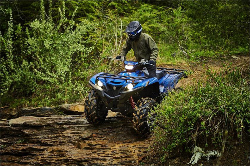 2019 Yamaha Grizzly EPS SE in Pompano Beach, Florida