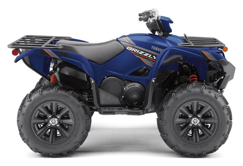 2019 Yamaha Grizzly EPS SE in Huron, Ohio