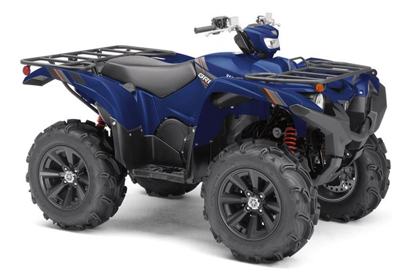 2019 Yamaha Grizzly EPS SE in Logan, Utah