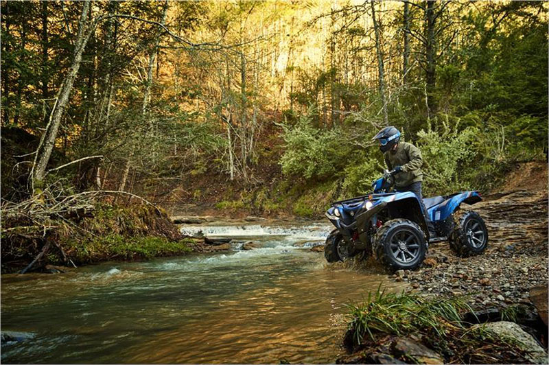 2019 Yamaha Grizzly EPS SE in Panama City, Florida