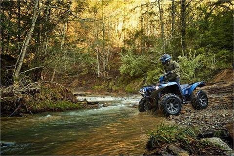 2019 Yamaha Grizzly EPS SE in Metuchen, New Jersey - Photo 4