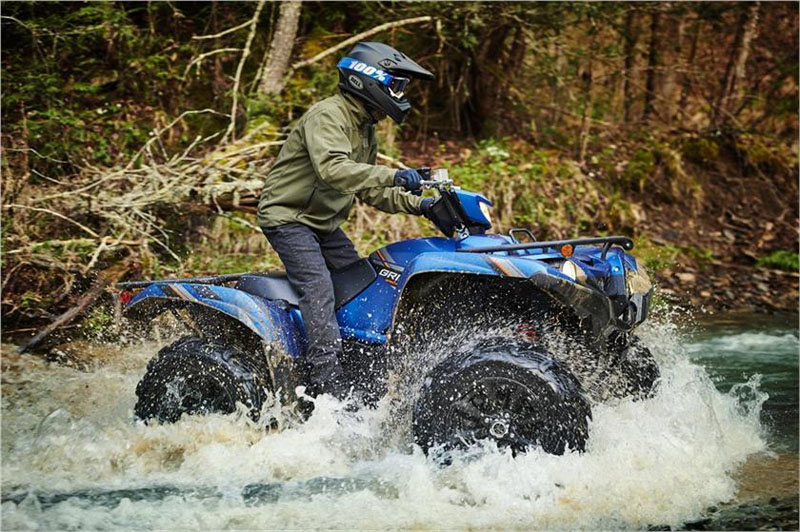 2019 Yamaha Grizzly EPS SE in Escanaba, Michigan - Photo 5