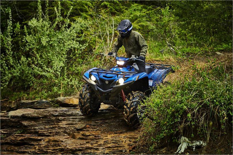2019 Yamaha Grizzly EPS SE in Riverdale, Utah