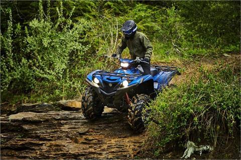2019 Yamaha Grizzly EPS SE in Sacramento, California