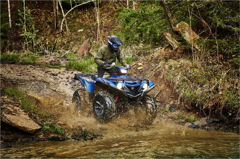 2019 Yamaha Grizzly EPS SE in Shawnee, Oklahoma