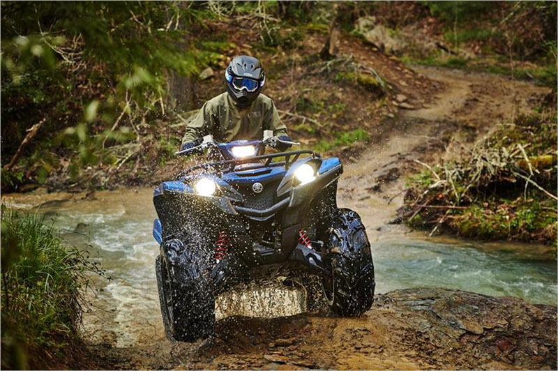 2019 Yamaha Grizzly EPS SE in Escanaba, Michigan - Photo 8