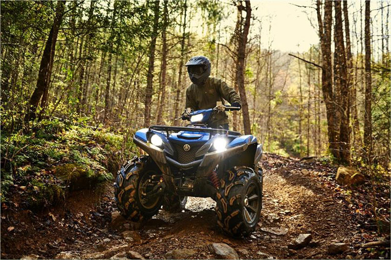 2019 Yamaha Grizzly EPS SE in Burleson, Texas - Photo 12