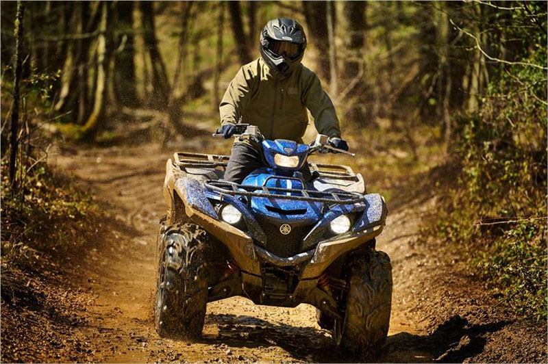 2019 Yamaha Grizzly EPS SE in Springfield, Missouri