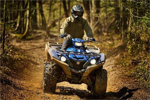 2019 Yamaha Grizzly EPS SE in North Little Rock, Arkansas