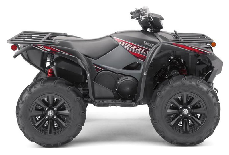 2019 Yamaha Grizzly EPS SE in Ottumwa, Iowa - Photo 1