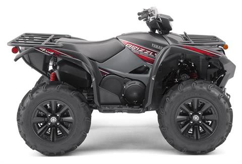 2019 Yamaha Grizzly EPS SE in Concord, New Hampshire