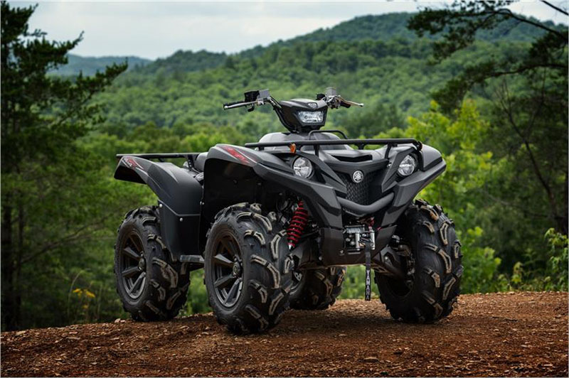 2019 Yamaha Grizzly EPS SE in Johnson City, Tennessee