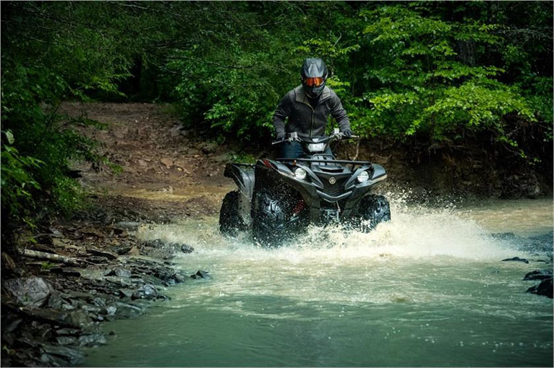 2019 Yamaha Grizzly EPS SE in Grimes, Iowa