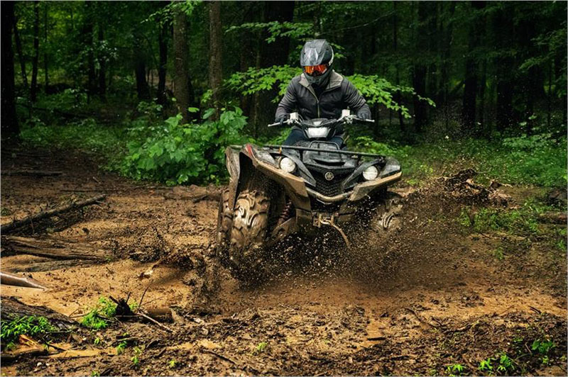 2019 Yamaha Grizzly EPS SE in Dayton, Ohio