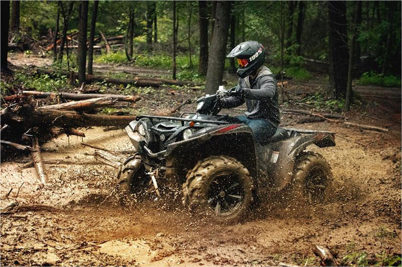 2019 Yamaha Grizzly EPS SE in Brooklyn, New York - Photo 9