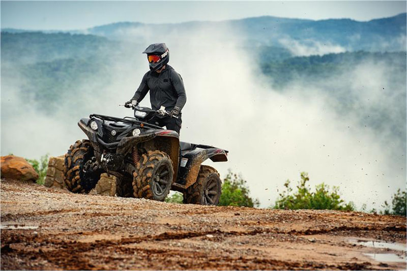 2019 Yamaha Grizzly EPS SE in Appleton, Wisconsin - Photo 10